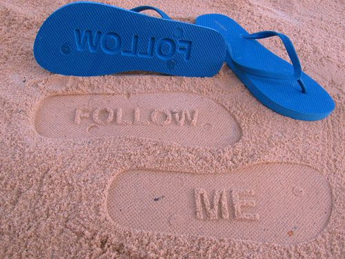 Beach Flip Flops Brand Kahuna